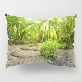 Nature Panorama Pillow Sham