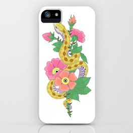 The Serpent Underneath iPhone Case
