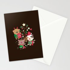 Holiday Crew Stationery Cards