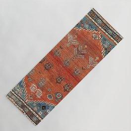 Bakhshaish Azerbaijan Northwest Persian Carpet Print Yoga Mat