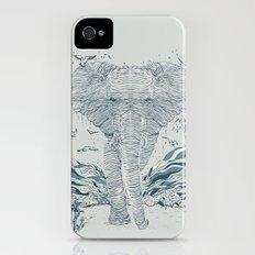 THE OCEAN SPIRIT iPhone (4, 4s) Slim Case