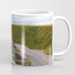 Breathtaking - Dunnottar Castle Coffee Mug