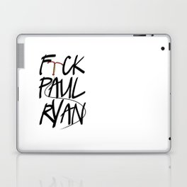 F(IUD)ck Paul Ryan Laptop & iPad Skin