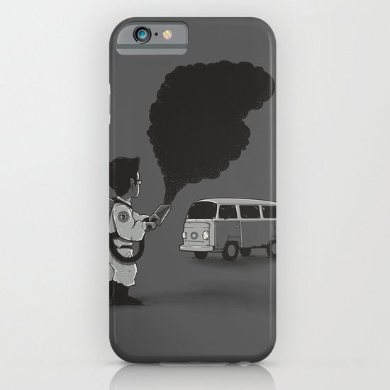 Smokebuster iPhone & iPod Case