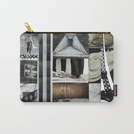 Collage - Climate Carry-All Pouch