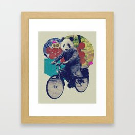 DCXV Framed Art Print