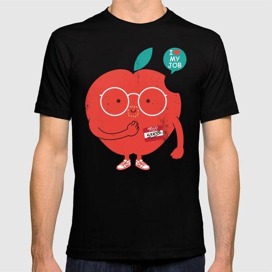 Steve love his job T-shirt