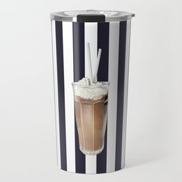 Stripes 'N' Slurps Travel Mug