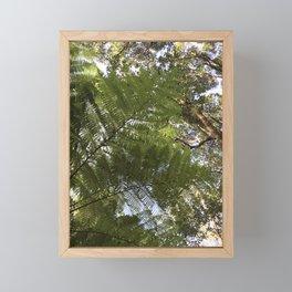 Éclaircie Framed Mini Art Print