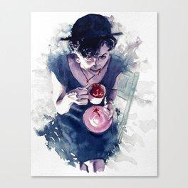 Red Tea Canvas Print