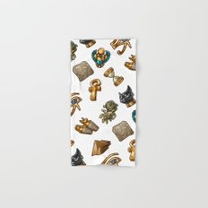 Nefertiti's Quest : Patterns Hand & Bath Towel