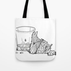 Thirsty Grouse Tote Bag