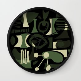 Kilauea Wall Clock