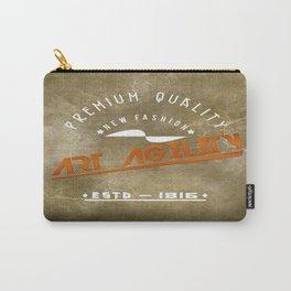 Art Agility Premium Quality Retro Carry-All Pouch