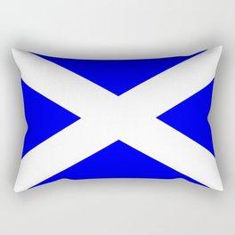 International maritime signal flag sea alphabet collection letter m Rectangular Pillow