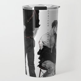 Cherik: Cannot be Contained in Words Travel Mug