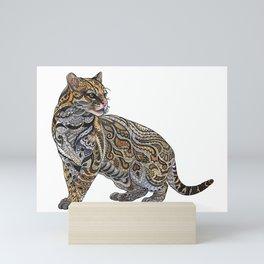 Ocelot Mini Art Print