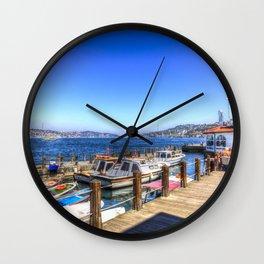 Uskudar beylerbeyi Istanbul Wall Clock