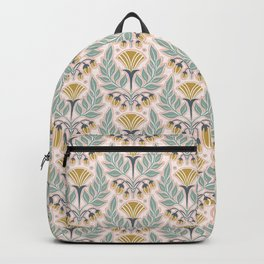 La Floraison - Blush Pink Backpack