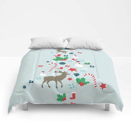 O Christmas Tree Comforters