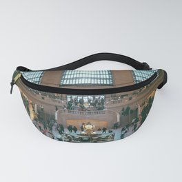 The Amazing Grand Central Station II Fanny Pack
