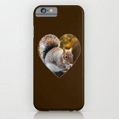 Squirrel nutkin iPhone 6s Slim Case