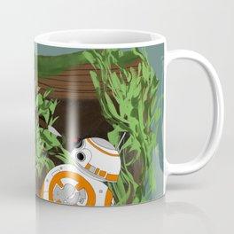 Wicket Meets BB-8 Coffee Mug