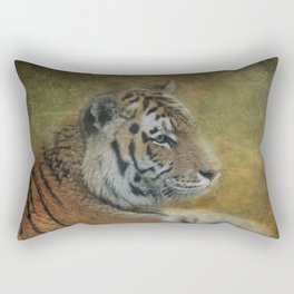 tigerlily Rectangular Pillow