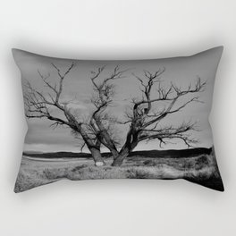 One Lonely Tree Rectangular Pillow