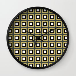 Looks like an Albers to me No. 3 Wall Clock