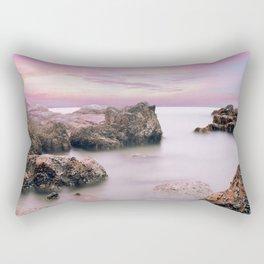 Calming Hues Rectangular Pillow