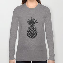 Pineapple Marble Long Sleeve T-shirt