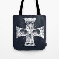 Cross Skull 2.0 Tote Bag