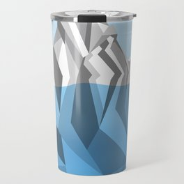 ANTARCTIC ICEBERG Travel Mug