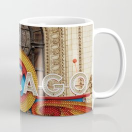 Chicago letters Coffee Mug