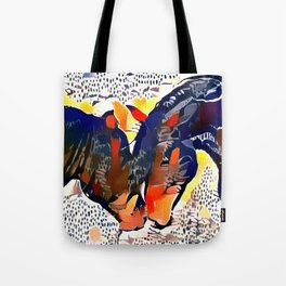 I Spotted Horses Tote Bag