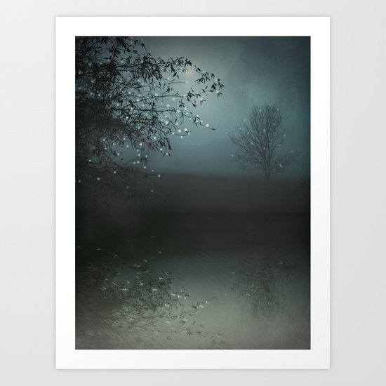 Song of the Nightbird Art Print