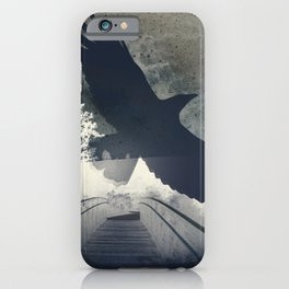 The Shadow iPhone Case