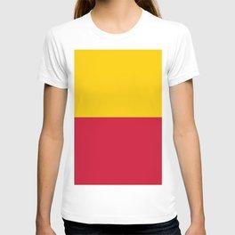 Flag of Schagen T-shirt