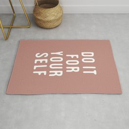 Do it for yourself Rug