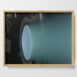 355. Ion Thruster Sets World Record Serving Tray