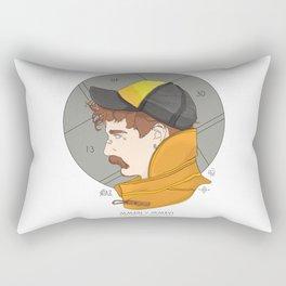 Iudas Iscariotes Rectangular Pillow
