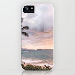 Makena iPhone Case