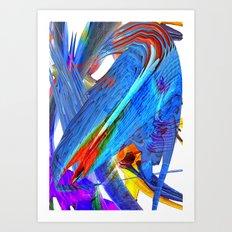 Summer trend Art Print