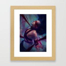 Binds Framed Art Print