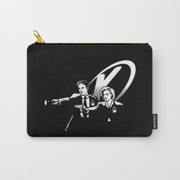 MULDER SCULLY DESIGN Carry-All Pouch