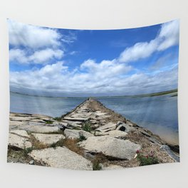 Path to the Ocean II Wall Tapestry