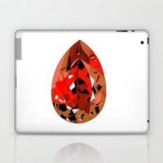 GEMS - red , velvet , orange , rubin Laptop & iPad Skin