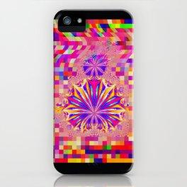 Hologrammaton iPhone Case