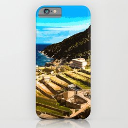 Banyalbufar - Mallorca Island iPhone Case